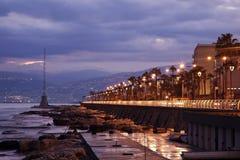 Зодчество Бейрут Стоковое Фото