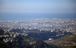 Зодчество Бейрут Стоковое Изображение