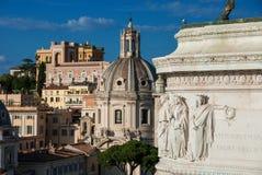 Зодчество в Рим Стоковое Изображение