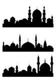 зодчество исламское Стоковая Фотография RF