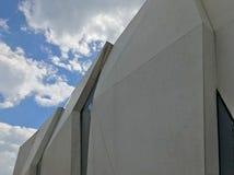 Зодчество и небо Стоковая Фотография RF