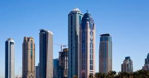 зодчество различный Дубай стоковые фотографии rf