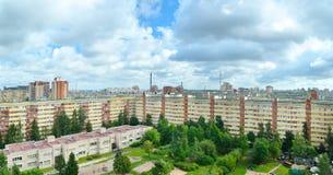 зодчество Россия урбанская Стоковое Изображение