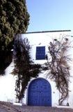 зодчество Тунис Стоковое Изображение RF