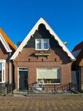 зодчество amsterdam типичное Стоковая Фотография RF