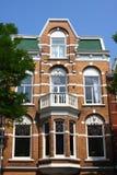 зодчество s amsterdam традиционное Стоковое Фото