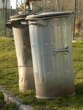 золовые бункеры Стоковая Фотография