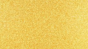 Золотая предпосылка яркого блеска в высоком фоне золота разрешения с отражениями акции видеоматериалы