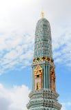 золотистая башенка Стоковые Фотографии RF