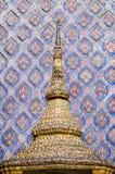 Золотистая крыша стоковые фотографии rf