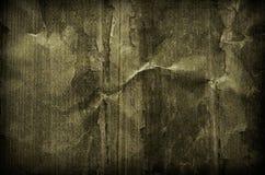 Золотистая предпосылка grunge Стоковые Фотографии RF