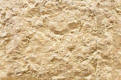 Золотистая стена как предпосылка Стоковое Изображение