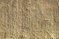 Золотистая текстура ткани Brown Стоковая Фотография RF