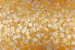 золотистая текстура Стоковые Фото