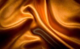 Золотистая ткань Стоковое фото RF