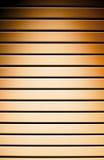 золотистая фара Стоковое Изображение RF