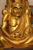 золотистая lohan статуя Стоковые Фотографии RF