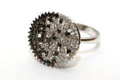 золотистое кольцо Стоковые Фотографии RF