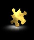 золотистое одно Стоковые Фотографии RF