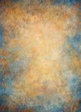 золотистое предпосылки голубое Стоковая Фотография RF