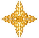 Золотисто высеките Стоковые Фотографии RF