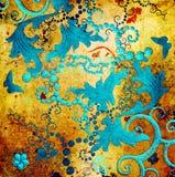 Золотистые картины бесплатная иллюстрация