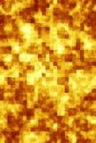 Золотистые мозаики Стоковые Фотографии RF