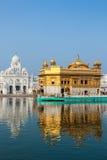 Золотистый висок, Amritsar Стоковые Фотографии RF