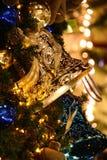 Золотистый колокол Стоковые Изображения RF