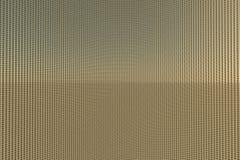 золотистый металл решетки Стоковая Фотография RF