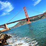 Золотистый мост, San Francisco стоковая фотография