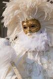золотистый орнамент маски Стоковые Фотографии RF