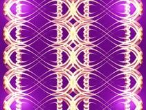 золотистый фиолет Стоковая Фотография