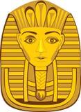 золотистый pharaoh Стоковая Фотография