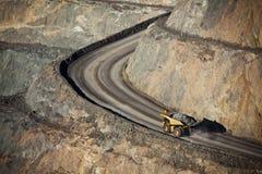 золотодобывающий рудник Стоковые Изображения RF