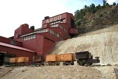 золотодобывающий рудник argo Стоковые Фотографии RF