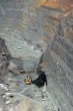 Золотодобывающий рудник Kalgoorlie Стоковые Фотографии RF