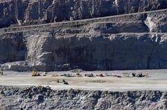 Золотодобывающий рудник Kalgoorlie Стоковые Изображения RF