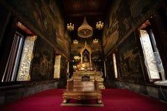 Золотой Будда стоковые изображения