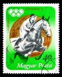 Золотой медалист Andras Balczo, Олимпиады лета 1972, serie Мюнхена, стоковые изображения rf