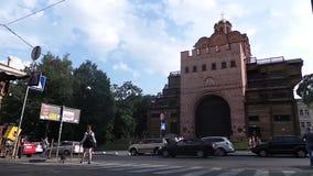 Золотой строб в Киеве видеоматериал