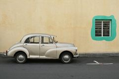 золото автомобиля Стоковое Изображение