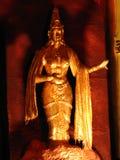 золото богини Стоковая Фотография