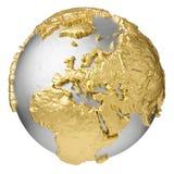 Золото Европа бесплатная иллюстрация
