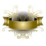 золото знамени бесплатная иллюстрация