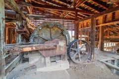 Золото или серебряный рудник, петля холостяка, Creede Колорадо стоковые изображения