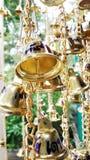 Золото колоколы и вера Стоковая Фотография