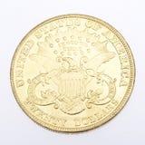 золото монетки Стоковое Фото