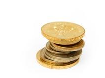 золото монеток Стоковое Фото