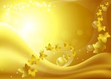 золото осени иллюстрация вектора